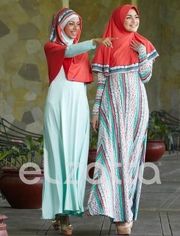 Pusat Produsen Busana Muslim Elzatta Di Bandung