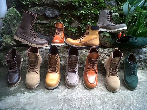 Sentra Produksi Sepatu Mojokerto