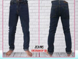 Celana Jeans Pnajang Pria Dewasa