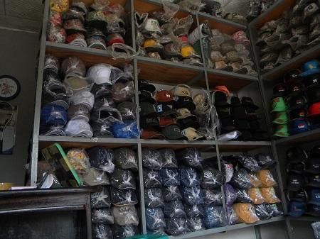Sentra Produsen Topi Bandung