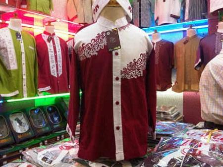 Sentra Produsen Baju Muslim