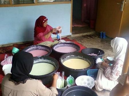 Produsen Yoghurt