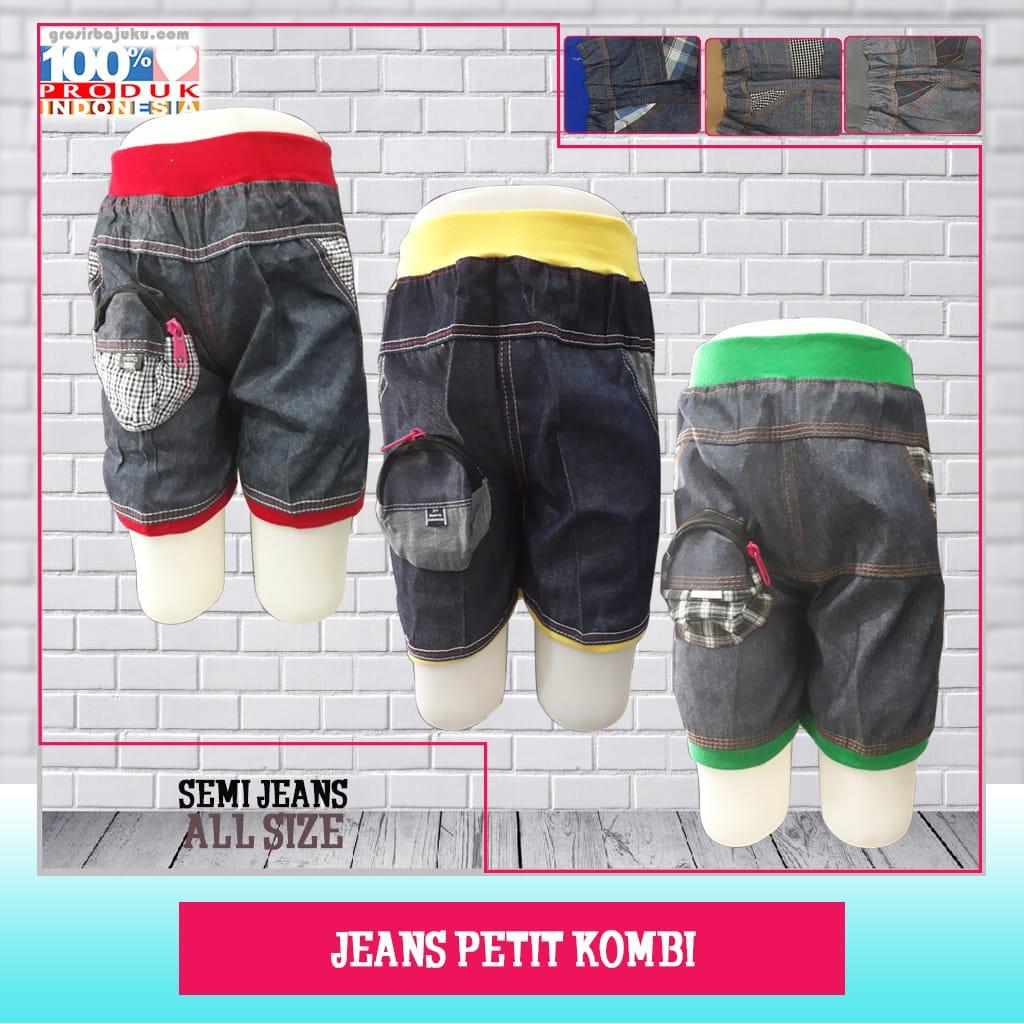 Celana Jeans petit kombi