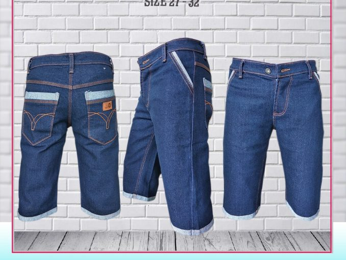 Celana Jeans Pendek Dewasa