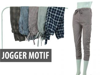 Grosir Jogger Stretch Murah