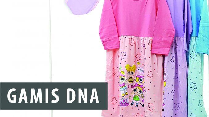 Bisnis Gamis DNA Anak Murah