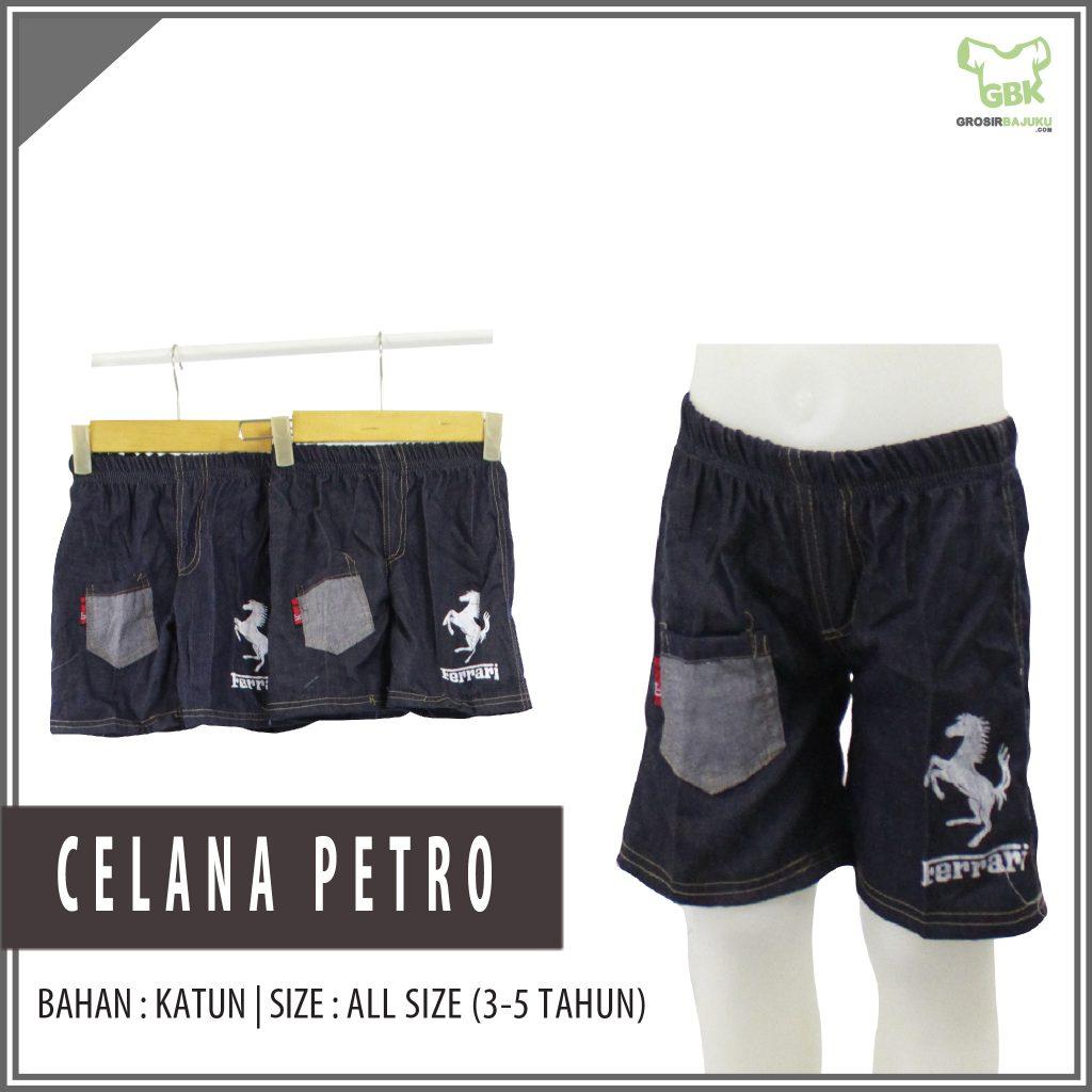 Bisnis Celana Petro Murah