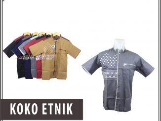 Grosir Koko Etnik Dewasa Murah