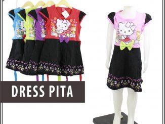Produsen Dress Pita Anak Murah